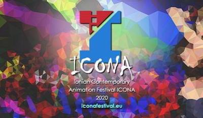 Ionian Contemporary Animation Festival ICONA 2020 December 4th to 6th 2020